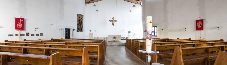 Kirche St. Michael von innen