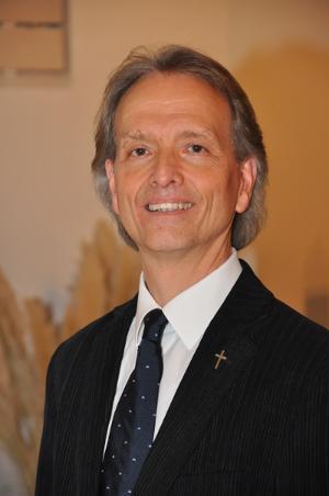 Pfarrer Matthias Weingärtner
