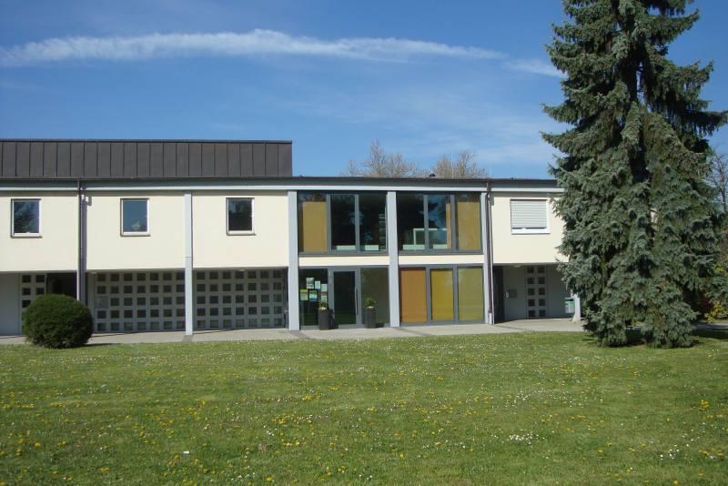 Evangelisches Gemeindehaus Sachsenäcker